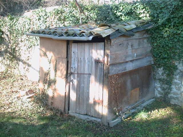 Ma cabane pas celle du canada ici la et ailleurs - Laurent gerra cabane au fond du jardin ...